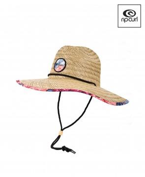 Sombrero Rip Curl Bloom Straw