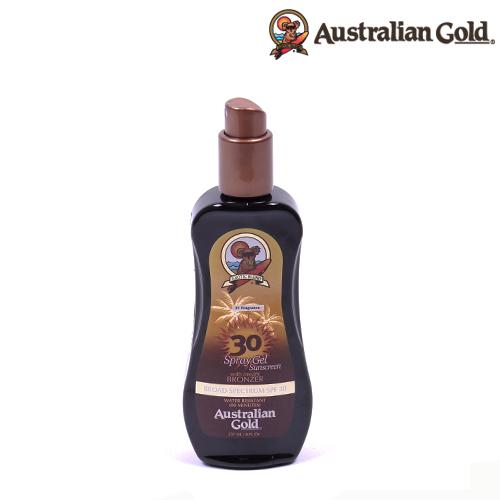 Bronceador  Australian Gold Spray Gel Bronzer FPS 30