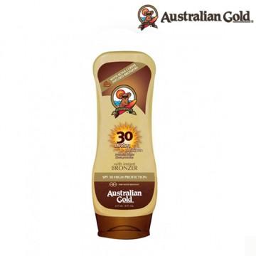 Bronceador  Australian Gold Bronzer FPS 30 Café Kona