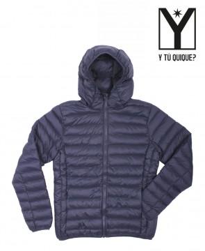 Campera Y Tú Quique? Puffer Hood Color