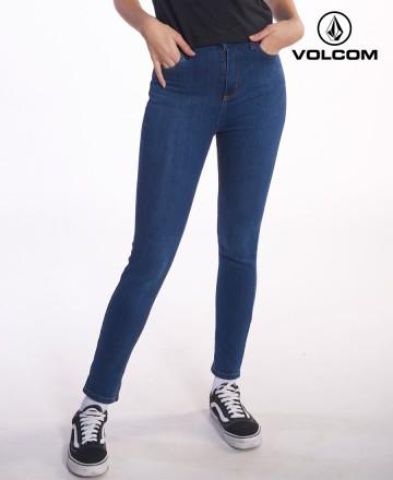Jean  Volcom Liberator Blue