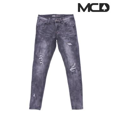 Jean  MCD Skinny Black Destroy