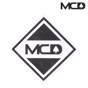 Sticker MCD Medium x1