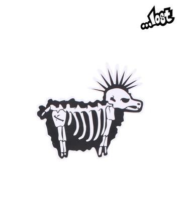 Sticker Lost Mid Cabra