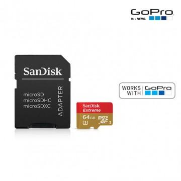 Memoria GoPro Micro SD 64GB