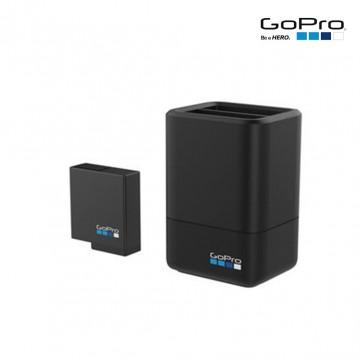 Cargador  GoPro Dual Battery Charger + Battery Hero5 Black