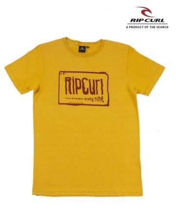 Remera Rip Curl Basic Logo
