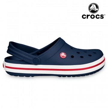 Suecos  Crocs Crocband Navy