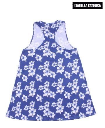 Vestido Isabel La Católica Flower
