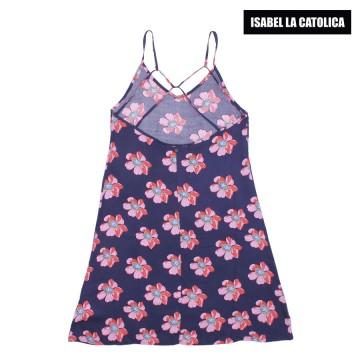 Vestido Isabel La Católica Solero Flower