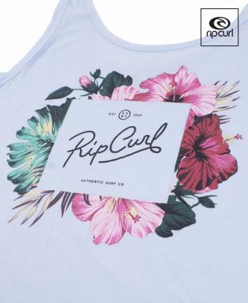 Musculosa Rip Curl Basic Print