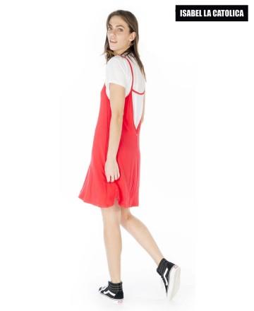Vestido Isabel La Católica Solero Viscosa