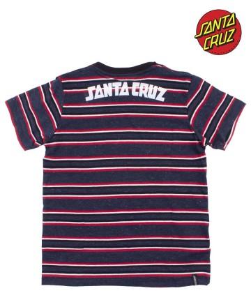 Remera Santa Cruz Stripes
