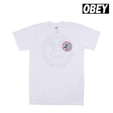 Remera Obey Print
