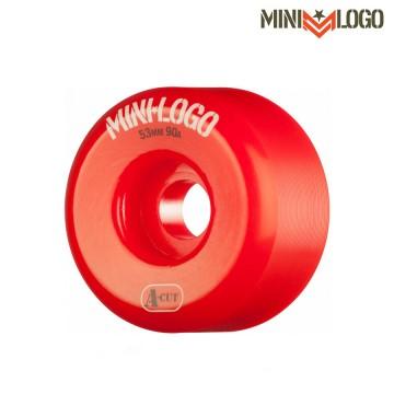 Ruedas Mini Logo 53 MM