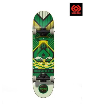 Skate Woodoo Pro Matias Dell Olio