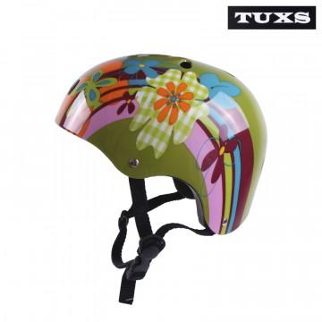 Casco  Tuxs Flor