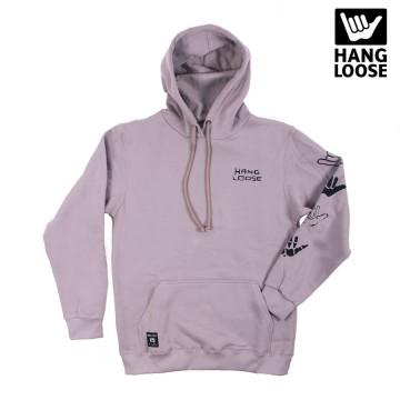 Buzo Hang Loose Hood Print