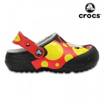 Suecos  Crocs Lined