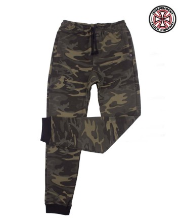 Jogging Independent Slouch Camo