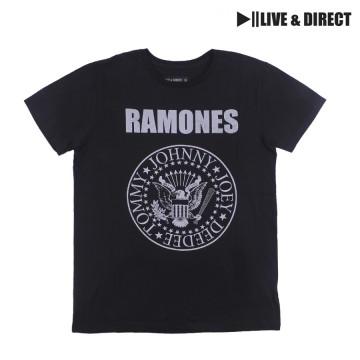 Remera Live & Direct Bands