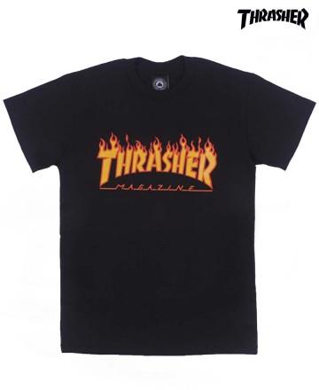 Remera Thrasher Print