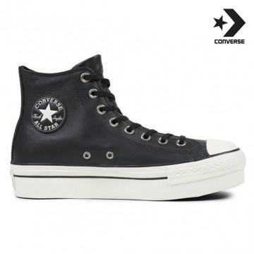 Zapatillas Converse Platform Hi Leather