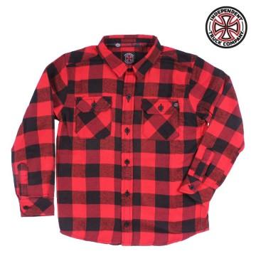 Camisa Independent Flannel