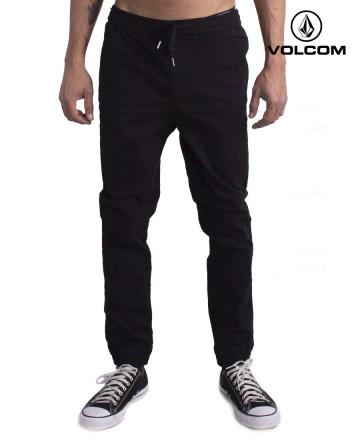 Pantalón Volcom Flynn Black
