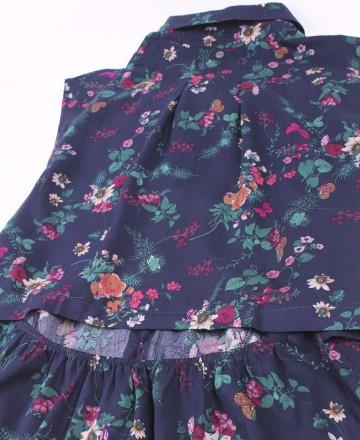 Vestido Isabel La Católica Camisero