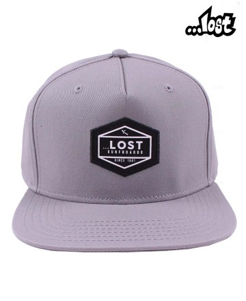Cap Lost Logo