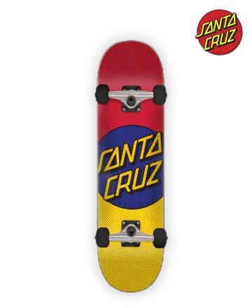 Skate Santa Cruz Logo