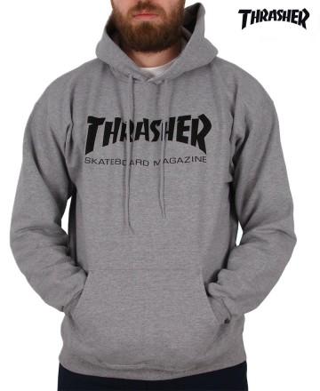 Buzo Thrasher Hood Flame