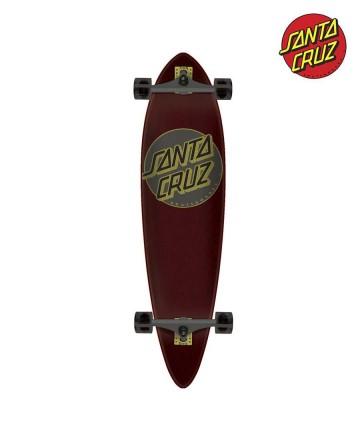 Longboard Santa Cruz Classic Dot