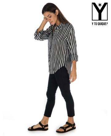 Camisa Y Tú Quique? Stripes