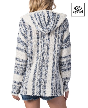 Sweater Rip Curl Seaside Stripe Sweater