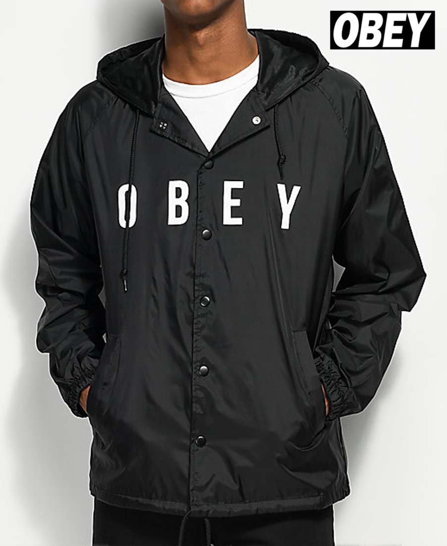 Rompevientos Obey Anyway