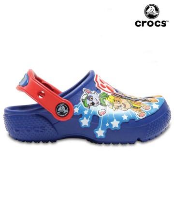 Suecos Crocs Paw Patrol