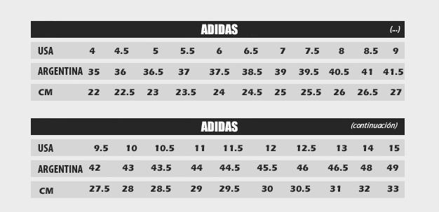 81bfc4c73 adidas superstar guia tallas